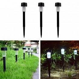12'li Saplamalı Güneş Enerjili Solar Çiçek Bahçe Dekoratif Aydınlatma Lambası