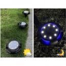 Solar Bahçe Aydınlatması 2 Fonksiyonlu 12 Ledli (4 Adet)