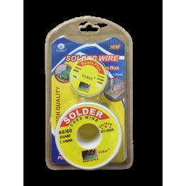 Solder Wire+Rosin Lehim Teli ve Pastası 2li Set