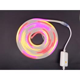 5 Metre Fonksiyonlu RGB Hortum LED
