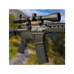 3-9x40 EG Tüfek Dürbünü