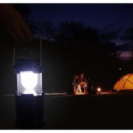5800T Güneş Enerjili Şarj Edilebilir USB Girişli Kamp Feneri