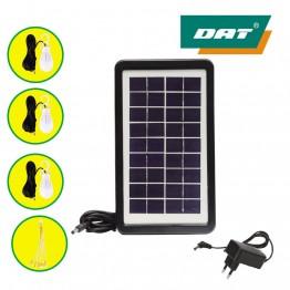 DAT AT-9011 Güneş Enerjili Solar Aydınlatma Sistemi