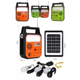 DAT AT-9012 Güneş Enerjili Solar Aydınlatma Sistemi
