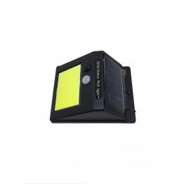 48 COB LED'li Güneş Enerjili Sensörlü Duvar ve Bahçe Lambası