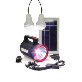GOLD SILVER GS-330 Güneş Enerjili Solar Aydınlatma Sistemi