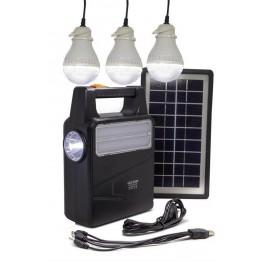 GOLD SILVER GS-4000 Güneş Enerjili Solar Aydınlatma Sistemi