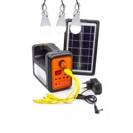 GOLD SILVER GS-535 Güneş Enerjili Solar Aydınlatma Sistemi