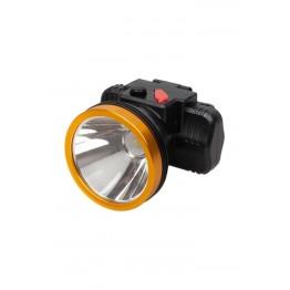 Silver Toss ST-628L 10 Watt Tek LED'li Şarjlı Kafa Lambası