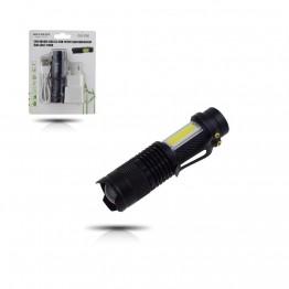 Gold Silver GS-530 USB ile Şarj Edilebilir T6 Led El Feneri