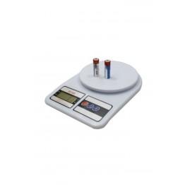 Crown Dijital Hassas Mutfak Terazisi 10 kg Kapasiteli 7024