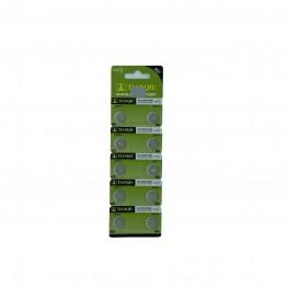 TIANQIU AG7 LR927/395 Alkalin 10'lu Düğme Pil