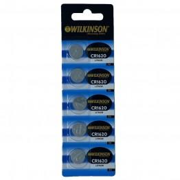 WILKINSON 1620 3V Lityum Düğme Pil 5'li Paket