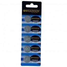 WILKINSON 2032 3V Lityum Düğme Pil 5'li Paket
