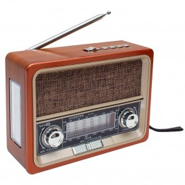 Everton RT-305BT USB/TF/FM/Bluetooth Destekli Nostaljik Radyo