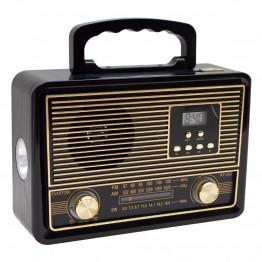 Everton RT-352BT USB/SD/FM/AW/SW/AUX/Bluetooth Destekli Nostaljik Müzik Kutusu