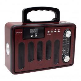 Everton RT-354BT USB/SD/FM/AW/SW/AUX/Bluetooth Destekli Nostaljik Müzik Kutusu