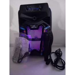 Everton RT-402BT USB/SD/FM/Bluetooth Destekli El Mikrofonlu Taşınabilir Hoparlör