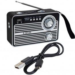 Everton RT-703BT USB/SD/FM/AUX Destekli Nostaljik Radyo