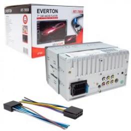 Everton RT-7050 7 İnç Tft Usb-SD-Bluetooth Özellikli Geri Vites Kameralı Double DIN Oto Teyp