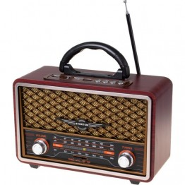 Everton RT-809BT USB/SD/FM/Bluetooth Destekli Nostaljik Radyo