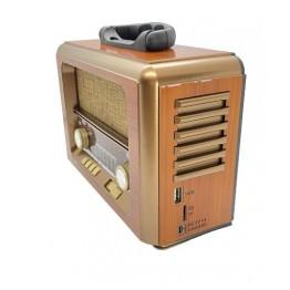 Everton RT-813 USB-SD-FM Nostaljik Radyo Müzik Kutusu