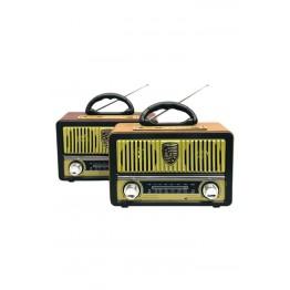 Everton RT-863BT USB/SD/FM/Bluetooth Destekli Kumandalı Nostaljik Radyo