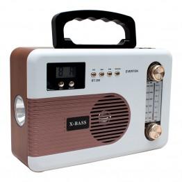 Everton RT-355BT USB/SD/FM/AW/SW/AUX/Bluetooth Destekli Müzik Kutusu