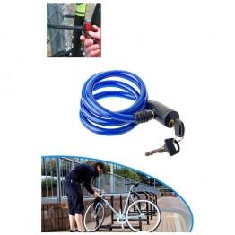 Bisiklet Kilidi Anahtarlı 17MM x 100CM