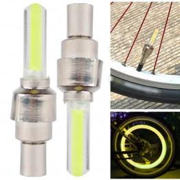 Işıklı Sibop Kapagı Hareket Sensörlü 2 li - SARI