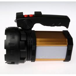 Gold Orion OR-8100L 25W Şarj Edilebilir Led El Feneri USB Çıkışlı