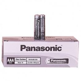 Panasonic İnce Pil AAA 60lı Paket